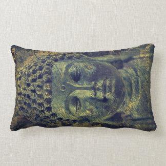 Buddha End of Suffering Lumbar Pillow
