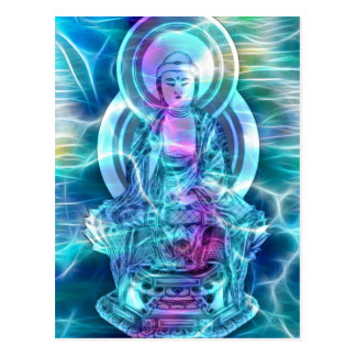 Buddha Energy 6 Postcard