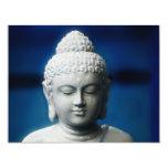 "Buddha -  Enlightened One 4.25"" X 5.5"" Invitation Card"
