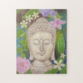 Buddha Flower puzzle