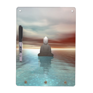 buddha green dry erase board