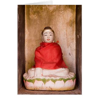 Buddha • Greeting Card