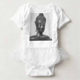 Buddha Head - 15th century - Thailand Baby Bodysuit