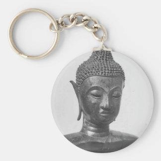 Buddha Head - 15th century - Thailand Keychain