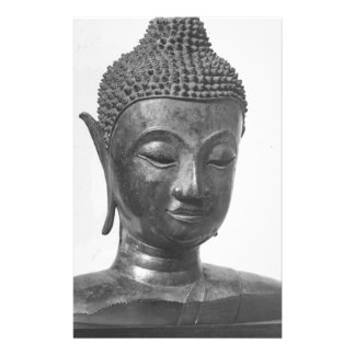 Buddha Head - 15th century - Thailand Stationery