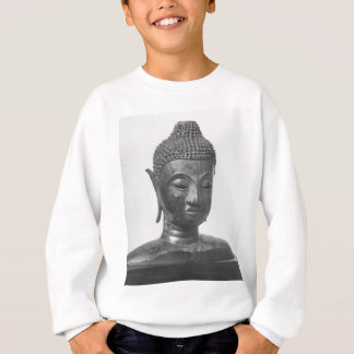 Buddha Head - 15th century - Thailand Sweatshirt