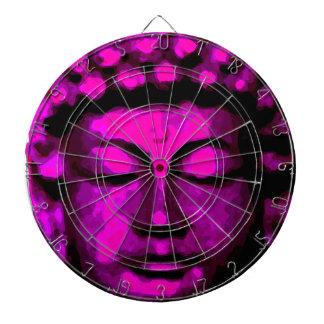 Buddha head dartboard