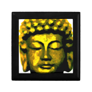 Buddha head gift box