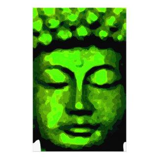 Buddha head stationery