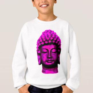 Buddha head sweatshirt