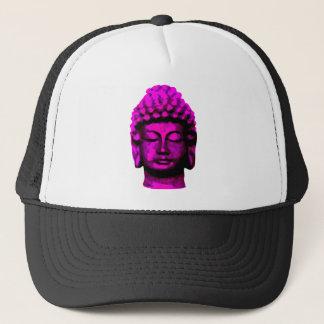 Buddha head trucker hat