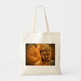 Buddha in Meditation Tote Budget Tote Bag