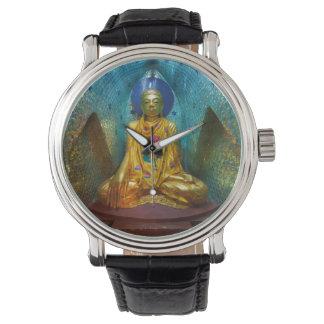 Buddha In Ornate Alcove Watch