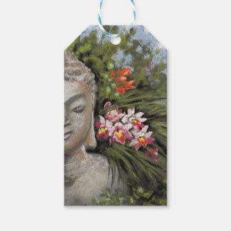 Buddha in the Jungle Gift Tags