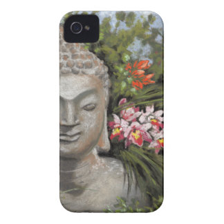 Buddha in the Jungle iPhone 4 Covers