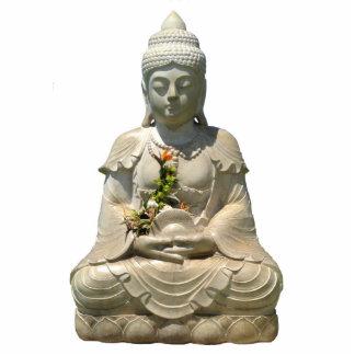 Buddha in Waikoloa, Hawaii Photo Sculpture Magnet