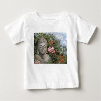 Buddha & Jungle Flowers Baby T-Shirt