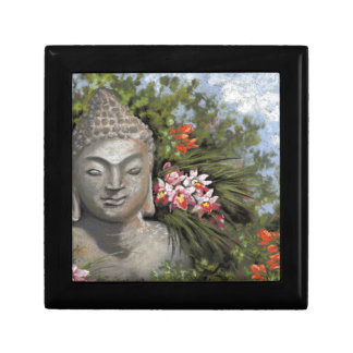 Buddha & Jungle Flowers Gift Box