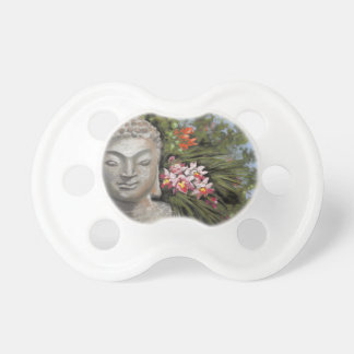 Buddha & Jungle Flowers Pacifier
