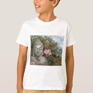 Buddha & Jungle Flowers T-Shirt