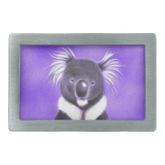 Buddha koala belt buckles