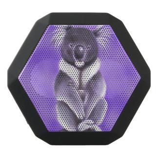 Buddha koala black bluetooth speaker