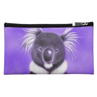 Buddha koala cosmetic bag