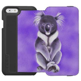 Buddha koala incipio watson™ iPhone 6 wallet case
