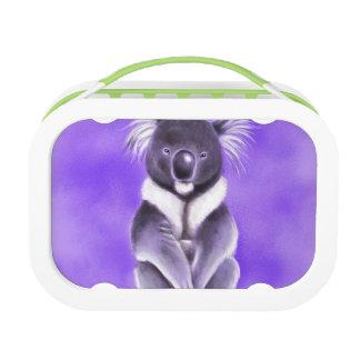 Buddha koala lunch box