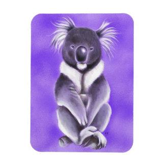 Buddha koala magnet