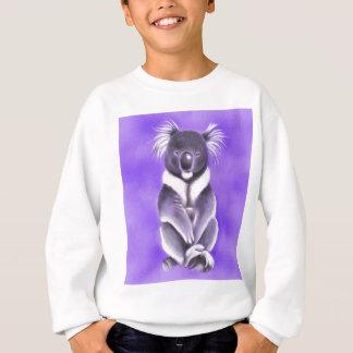 Buddha koala sweatshirt