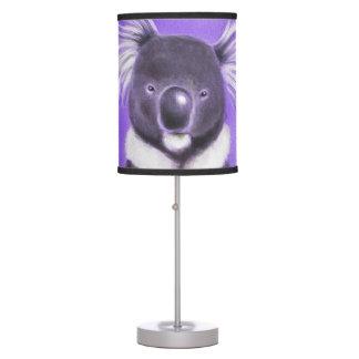 Buddha koala table lamp