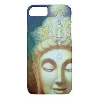 Buddha Kwan Yin Meditation iPhone 7 Case