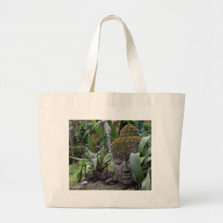 Buddha Large Tote Bag