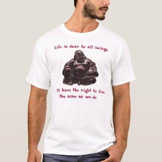 buddha lives T-Shirt
