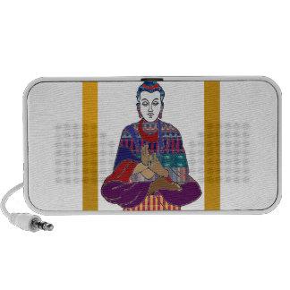 BUDDHA Mahatma Buddhism Kind NVN633 LOVE LIGHT Notebook Speakers