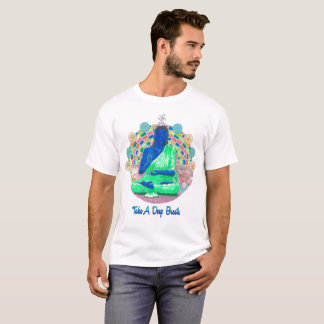 Buddha Meditating (Peaceful One) T-Shirt