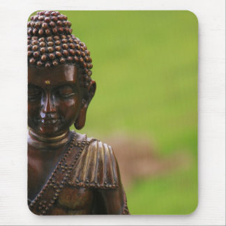 Buddha Meditation Mouse Pad