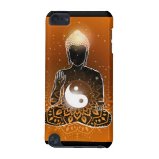 Buddha Meditation Ying Yang Design iPod Touch 5G Cover