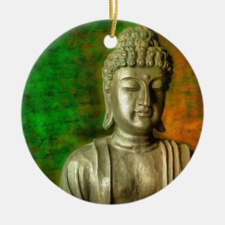 Buddha Mind Ceramic Ornament