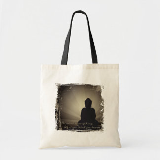 Buddha Mind Is Everything Tote Bag