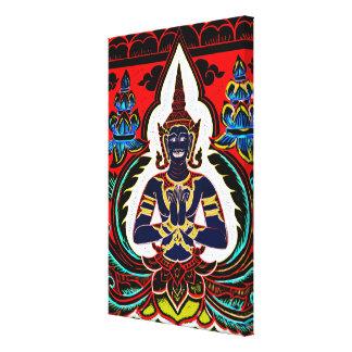 Buddha of Colour - Wall Art