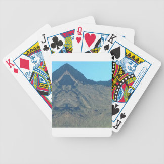 Buddha of the mountain bicycle playing cards