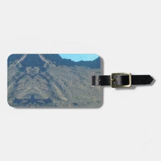 Buddha of the mountain luggage tag