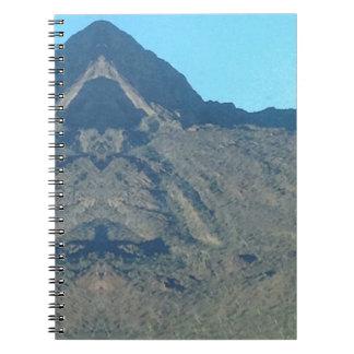 Buddha of the mountain notebooks