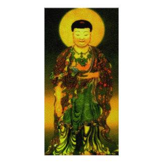 Buddha Photo Card