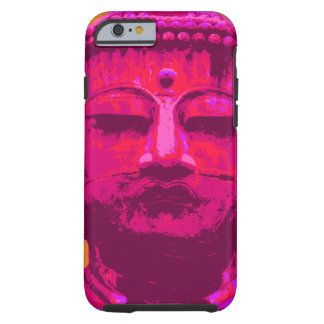 Buddha pink and orange tough iPhone 6 case