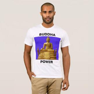 BUDDHA POWER -Men's Basic American Apparel T-Shirt