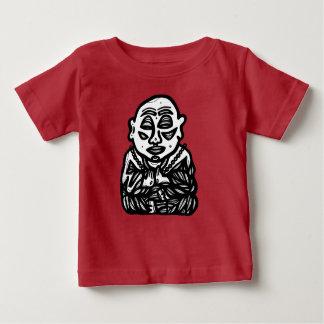 """""""Buddha Pray"""" Baby T-Shirt"""