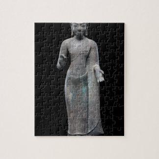 Buddha Preaching Jigsaw Puzzle